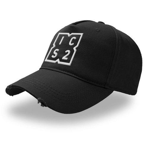 ICS2 Cargo cappello nero